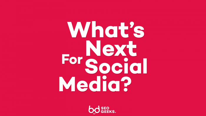 whats next for social media